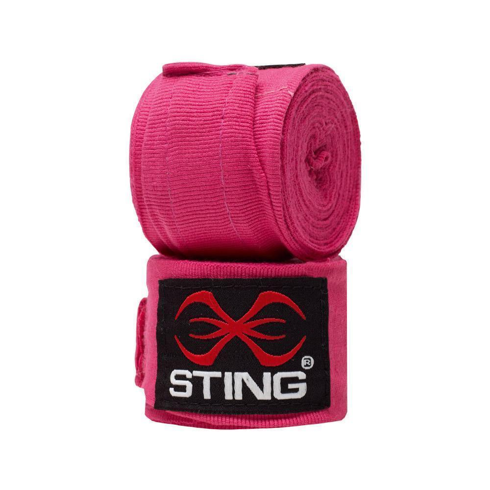 STING-PINK ELASTICISED HAND WRAP