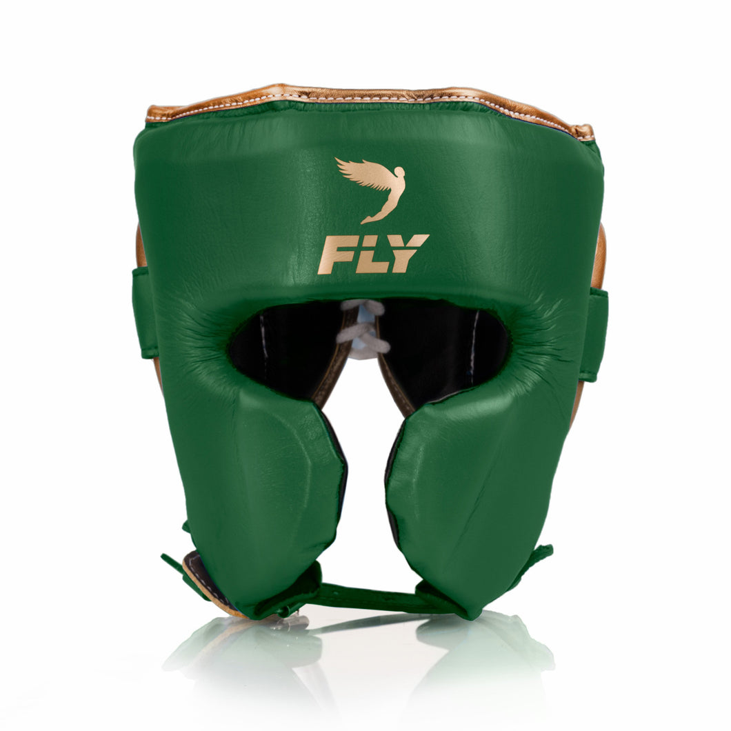 FLY-KNIGHT X GREEN/GOLD