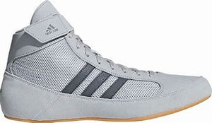 ADIDAS-JUNIOR GREY HVC K  BOXING BOOTS