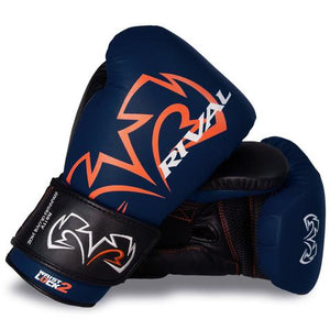 RIVAL-RS11V BLUE EVOLUTION SPARRING GLOVES