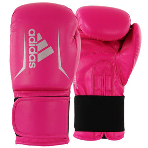 Adidas-Speed 50 10oz Boxing Pink Gloves