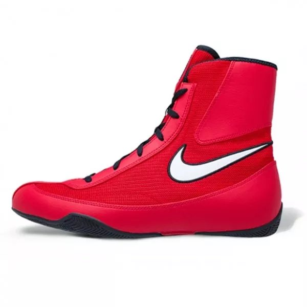 NIKE-MACHOMAI 2 BOXING BOOTS Red/White