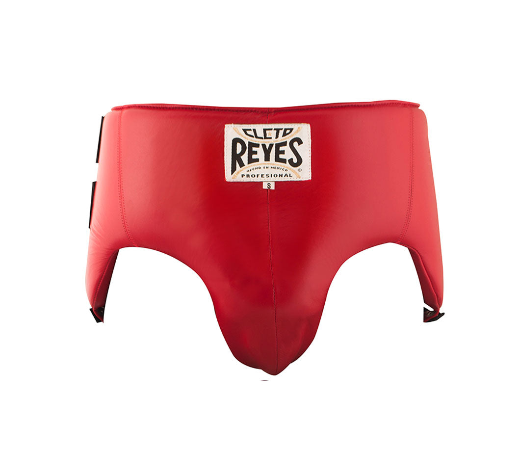 CLETO REYES-RED Kidney and Groin Guard