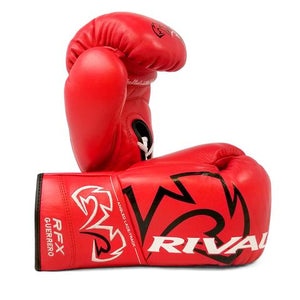 RIVAL-RFX-GUERRERO HDE-F RED PRO FIGHT GLOVES