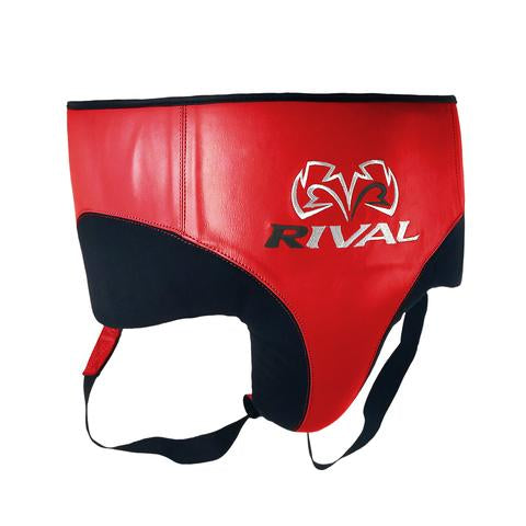 RIVAL-RNFL10 RED NO-FOUL PROTECTOR 360