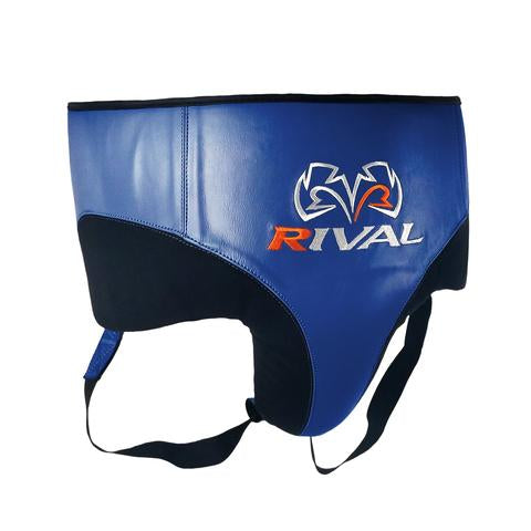 RIVAL-RNFL10 BLUE NO-FOUL PROTECTOR 360