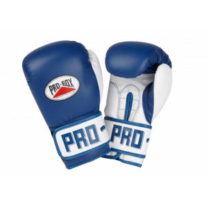 PROBOX-JUNIOR BLUE PU CLUB ESSENTIALS GLOVES