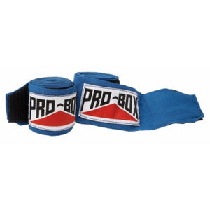 PROBOX- BLUE AIBA SPEC STRETCH HAND WRAPS