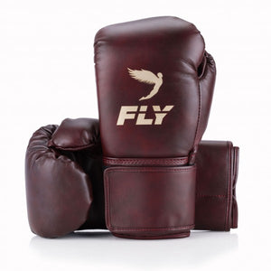 FLY-SUPERLOOP TRAINING GLOVES OXBLOOD