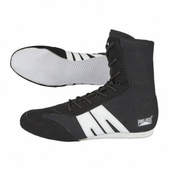 PRO-BOX BOOTS BLACK-WHITE
