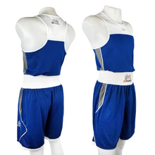 Load image into Gallery viewer, RIVAL-AMATEUR BLUE COMPETITION/TRAINING BOXING JERSEY