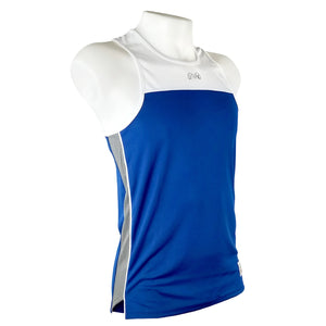 RIVAL-AMATEUR BLUE COMPETITION/TRAINING BOXING JERSEY