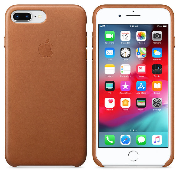 Coque Cuir iPhone 8 Plus (7 Plus)