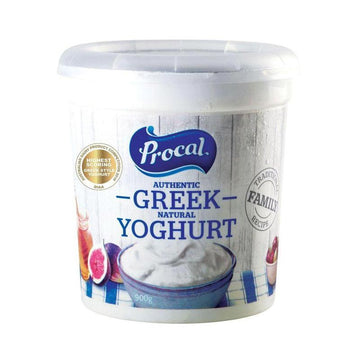 Procal Authentic Greek Yoghurt - 900g