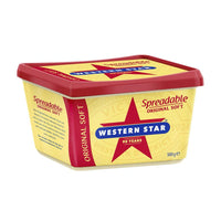 Western Star Spreadable Butter - 375g