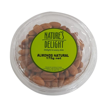 Raw Almonds - 175g