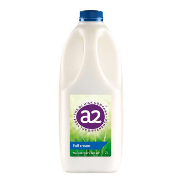A2 Full Cream - 2 Litre
