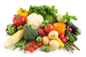 Seasonal Mixed Vegetable Box - Medium