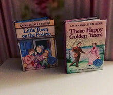 Load image into Gallery viewer, Prairie Miniature Book set for American Girl 18 inch Dolls