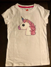 Load image into Gallery viewer, Girl & Doll Matching Unicorn Tshirts