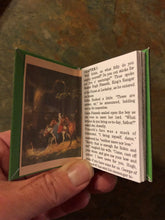 Load image into Gallery viewer, 1:3 Scale Robin Hood doll sized mini book for American Girl Dolls