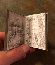 Load image into Gallery viewer, 1:3 Scale Peter and Wendy doll sized mini book for American Girl Dolls