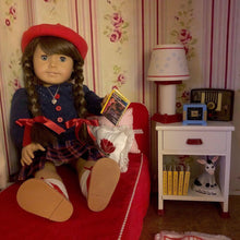 Load image into Gallery viewer, Nancy Drew Mini book set titles 1-10 for American Girl Dolls 18 Inch Dolls 1:3 Scale