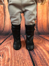 Load image into Gallery viewer, Regency High Top Boots for America Girl 18 Inch Dolls