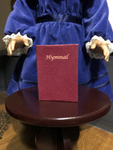 Load image into Gallery viewer, Miniature Christian Hymnal Book for American Girl Dolls