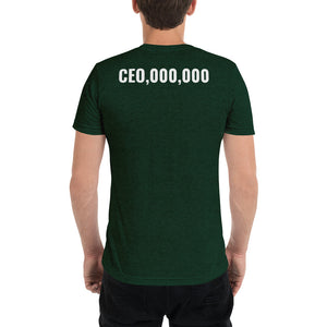 CEO Back Short sleeve t-shirt