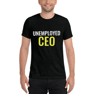 UNEMPLOYED CEO Trust Yourself Short sleeve t-shirt