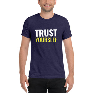 Trust Yourself Short sleeve t-shirt