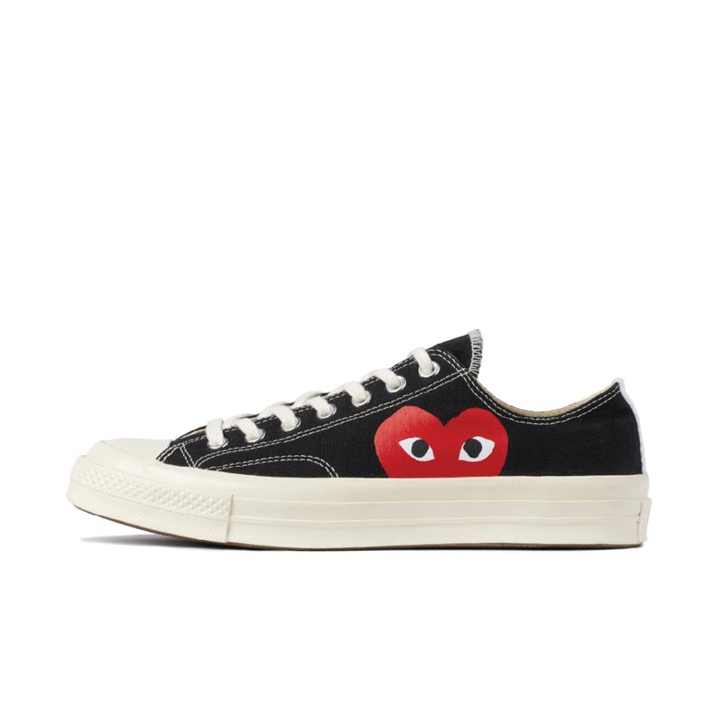 Converse Chuck Taylor All-Star 70s Ox Comme des Garcons Play Black
