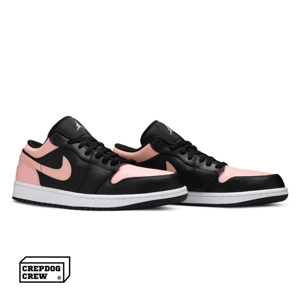 Jordan 1 Low Crimson Tint