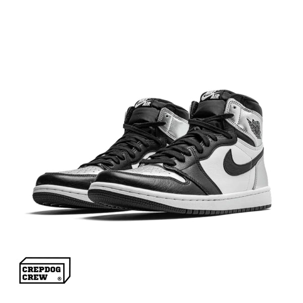 Jordan 1 Retro High Silver Toe (W)