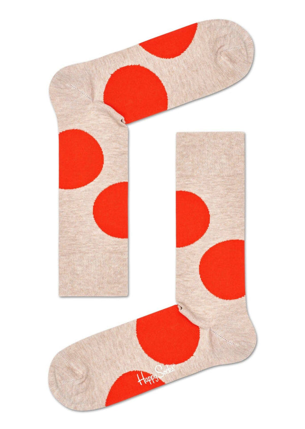 Happy Socks Jumbo Dot Sock