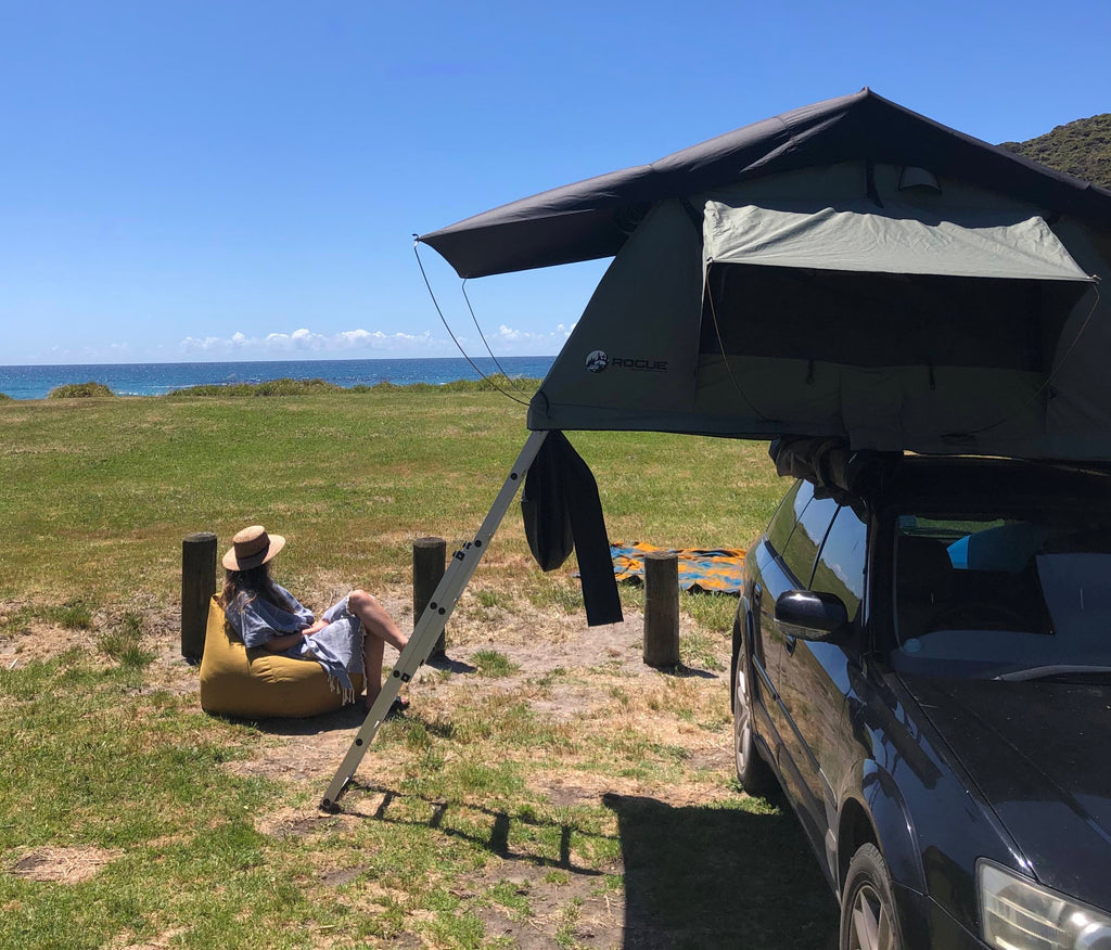 Andy's Roof Tent