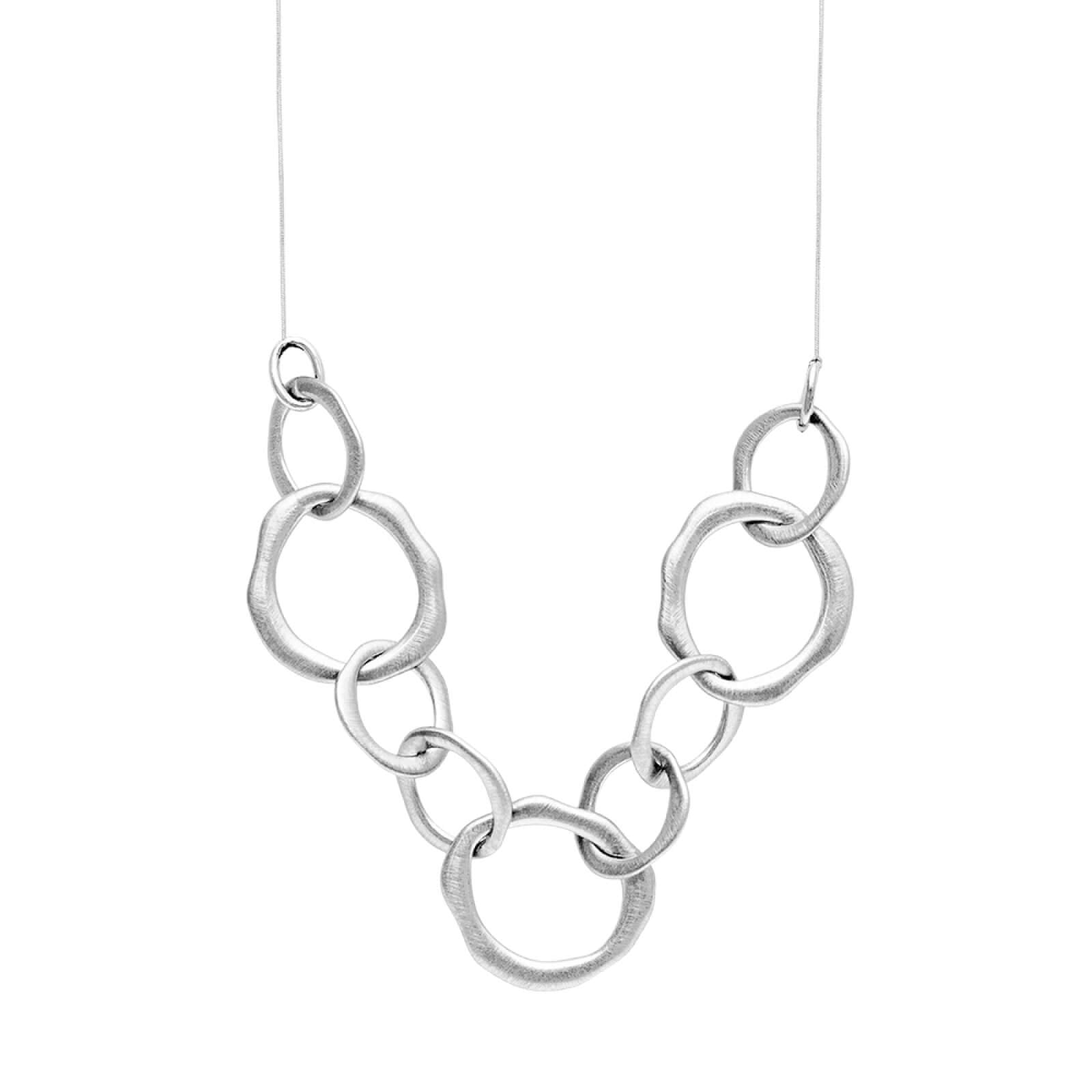 DANSK Avery Necklace Silver