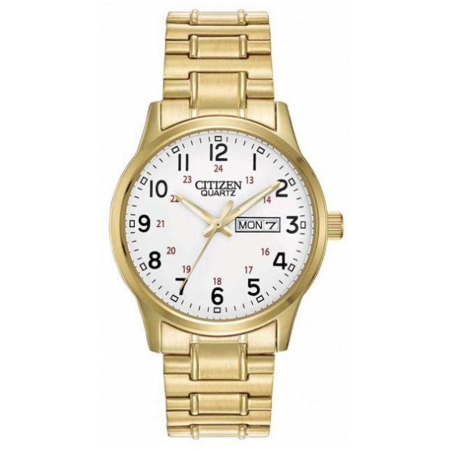 CITIZEN Gents Gold Tone Watch