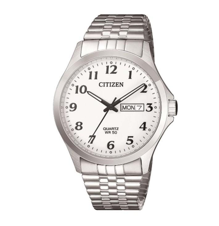 CITIZEN Gents Silver Watch