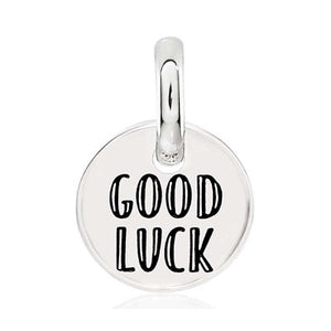 CANDID SS 12mm plain square frame 'good luck'