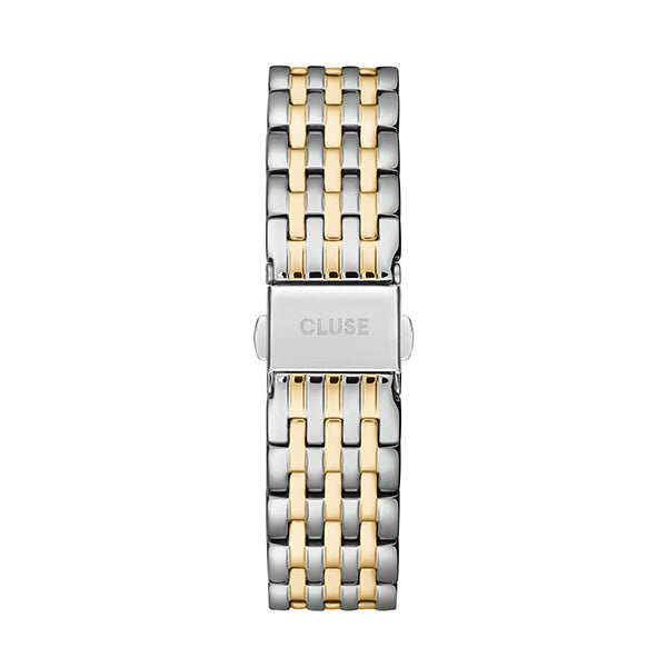 CLUSE 18mm Strap Gold/Silver Link