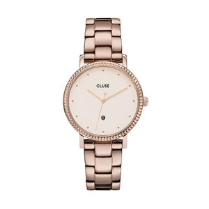 CLUSE Le Couronnement 3-Link Rose Gold Winter White/Rose Gold