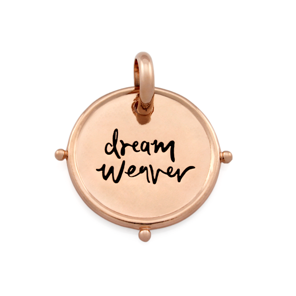 Candid 'Dream Weaver' Pendant