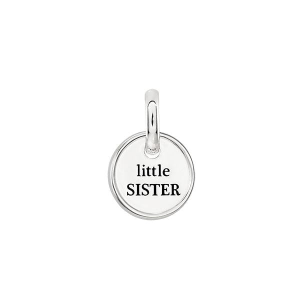 Candid 'Little Sister' Pendant