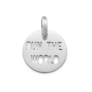 Candid 'Run The World' Pendant
