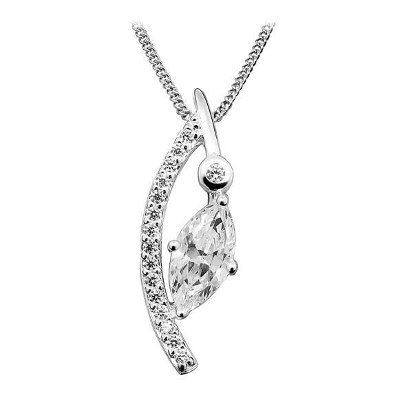 Elegance and Joy Evolve Pendant with chain