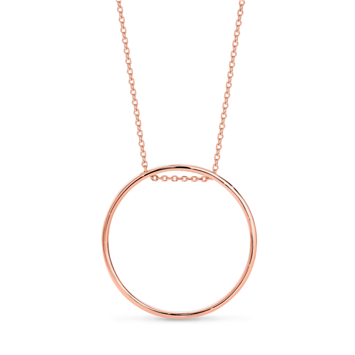GEORGINI Desert Rose Gold Pendant