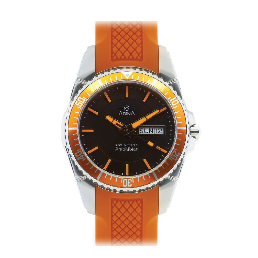 ADINA Amphibian Dive Watch