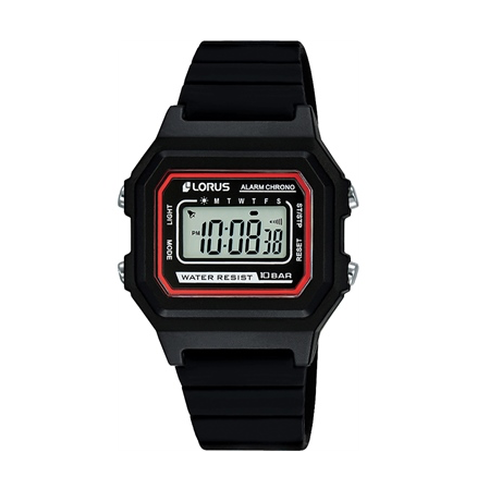 LORUS Youth Sports Watch, 100m